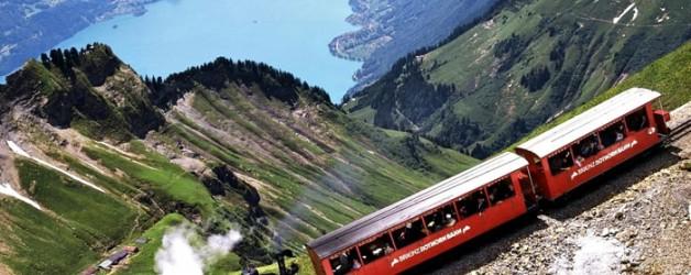 (Ελληνικά) Πανόραμα Ελβετίας – Αλπικό Τρένο 6ήμερο
